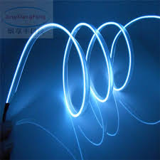 aliexpress com buy jingxiangfeng white flexible neon light el