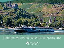 avalon river cruise tropical sails corp travel agency