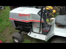 easy wiring a riding lawnmower how to wire your riding lawn mower