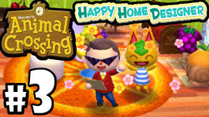 Home Designer by Animal Crossing Happy Home Designer Part 3 Gameplay Walkthrough