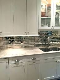 mirror tile backsplash kitchen mirror tile backsplash mirror design
