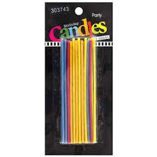 sparkler candles assorted sparkler candles hobby lobby 303743
