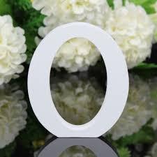 Home Decor Letters Of Alphabet 26 Wooden Freestanding Letter Alphabet Wedding Home