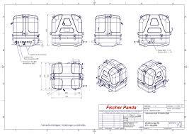 marine ac variable speed generators from fischer panda uk