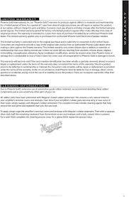 amplifier manual pdf