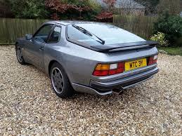 porsche 944 spoiler used 1991 porsche 944 turbo for sale in devon pistonheads
