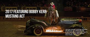 bobby kerr mustang can am equine expo journals