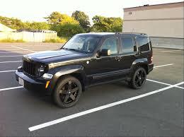 black jeep liberty liberty jeep liberty tuning suv tuning