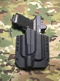 surefire light for glock 23 black kydex light bearing holster for glock 19 23 32 surefire x400