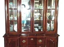 antique china cabinets for sale used china cabinet smarton co