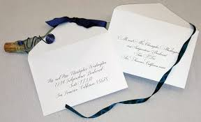 calligraphy for wedding invitations envelope addressing hyegraph invitations calligraphy