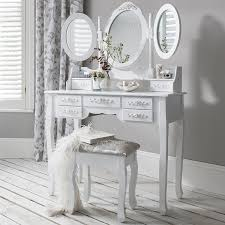 Make Up Tables Bedroom Furniture Dressing Table Pine Makeup Table With Mirror