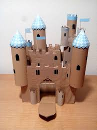 recycle that old cardboard into great medieval crafts for kids