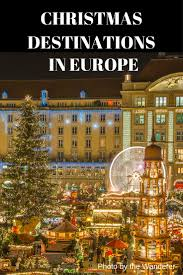 best christmas destinations in europe
