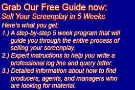 what should your screenwriter website look like
