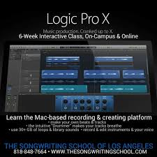 online class platform logic pro x levels 1 2 on cus online the songwriting