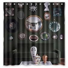 Fornasetti Curtains Aliexpress Com Buy 180x180cm New Arrival Waterproof Fabric Piero