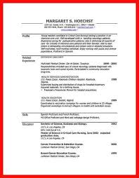 Word Document Templates Resume Resume Template Word Doc 12 Resume Template Word Doc Resume
