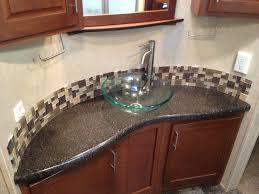 creative granite countertops bathroom vanity luxury home design