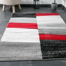 Teppich Schlafzimmer Beige Moderner Designer Schlafzimmer Teppich Geometrisches Muster