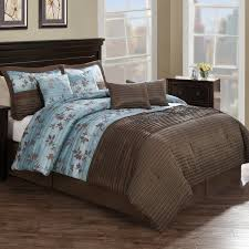 Burgundy And Brown Comforter Set Bedroom California King Size Bedspread Sets With Stacked Ball