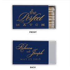 personalized wedding matches personalized wedding matches matchbook custom printed lots of