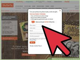 3 ways to transfer pictures to shutterfly wikihow