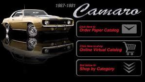81 z28 camaro parts camaro parts national parts depot