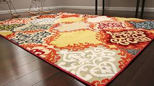 Yellow Area Rug 5x7 with Yellow Area Rug 8x10 Rug Bright Multi Colored Area Rugs Home