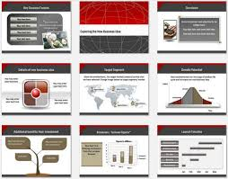 Business Plan Presentation Powerpoint 20 Business Plan Powerpoint Sle Ppt Templates