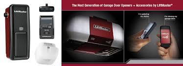Liftmaster 8500 Garage Door Opener by Liftmaster Residential Garage Door Operators In South Central Ks