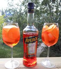 campari cocktails drink of the week aperol spritz drink play love