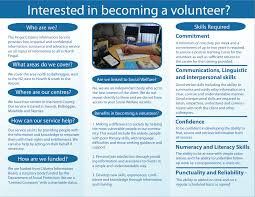 volunteer brochure template brochure volunteer brochure template