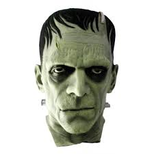 rubies halloween 5 mask rubie u0027s costume co frankenstein mask mens classic scary