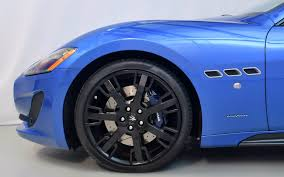 maserati gt sport black 2013 maserati granturismo sport for sale in norwell ma 067306