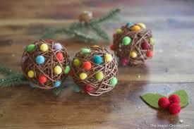 felt gumdrop ornaments diy tutorial the magic onions