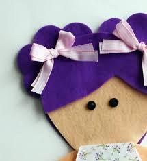doll sewing kit felt kids u0027 crafts felt sewing rag doll felt