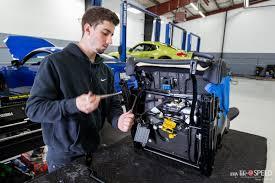 porsche technician porsche 987 u0026 997 seat sub belt mount cantrell motorsports seattle