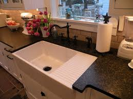 Farmhouse Sink With Drainboard Farmhouse Sinks Sinks And Kitchens - Farmhouse kitchen sinks with drainboard