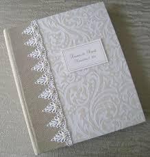 8x10 wedding photo albums white and ivory flocked wedding photo album with beaded lace