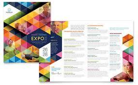 ms word brochure template ms word brochure templates free 69 best name card