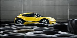 french sports cars bbc autos the sports car that runs on saltwater