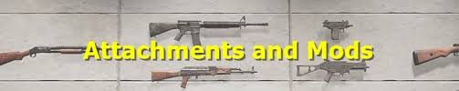 pubg quiver playerunknown s battlegrounds pubg attachments and mods list