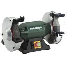 shop metabo 8 in bench grinder at lowes com