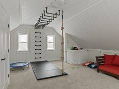 Ana White Diy Basement Indoor Playground With Monkey Bars Diy by Monkey Bars In The Basement Reminiscent Of Younger Years And A