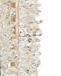 Cascading Chandelier by Cascading Crystal Waterfall Floor Lamp