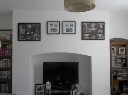 tenant chic semi successful frame hanging