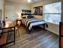 Tech Bedroom by Photo Gallery University Pointe Lubbock Student Housing