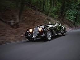 1939 alfa romeo 8c 2900b lungo touring spider 1 motor sports