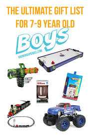 the ultimate list of best boy gifts for 7 9 year boys
